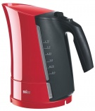 Чайник BRAUN WK 300 RED